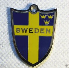 2008-The-Swedish-Moose-Nickel-Black-Nickel-Finish-New-Geocoin-Unactivated