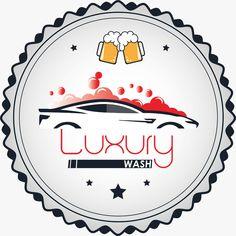 Diseño de Logo, Car -Wash By Jorge Sanchez