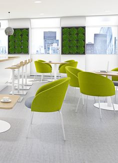Chill is a versatile chair you'll love to enjoy time and time again, ideal for breakout and work café environments [Workplace Design].