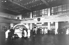Pan Am Flight Terminal 1930s Miami