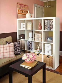 Can Be Use As Divider Wall Shelve Between Living Room And Bedroom In The Philippines Vacation Home Apartment Storage For Small Spaces