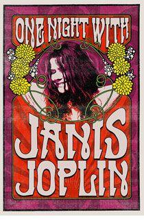 Una Noche con Janis Joplin | Producciones | Conciertos / Tickets | Arena Stage