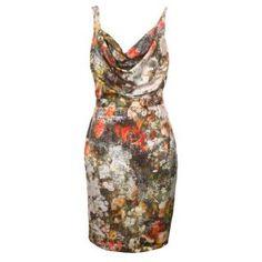 Vivienne Westwood Red Label Belted Floral Print Dress | CRUISE