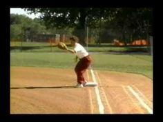 Softball Defense for 1st Base