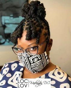 Short Dread Styles, Dreads Styles For Women, Short Dreadlocks Styles, Short Locs Hairstyles, Short Dreads, Dreadlock Styles, Black Girls Hairstyles, Thick Dreads, Small Dreads