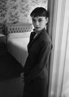 audrey by guy gillette 1951