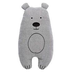 Grizzly Bear Cushion