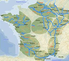 Canal boats in France.. planned for 2014!!