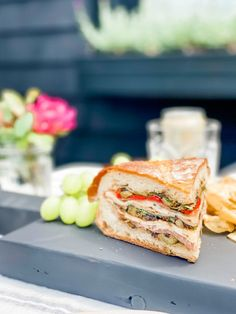 Make a Muffaletta Sandwich for your next picnic | Most Lovely Things
