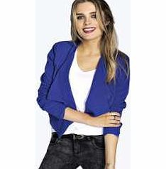 boohoo Waterfall Blazer - blue azz25330 Coats and jackets are a seriously statement staple this season. Whether you're taking on timeless with a trench, keeping it quirky in a kimono, or being bad ass in a bomber jacket, boohoo's got all ba http://www.comparestoreprices.co.uk/womens-clothes/boohoo-waterfall-blazer--blue-azz25330.asp