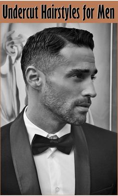 Top 9 #Undercut Hairstyles for Men