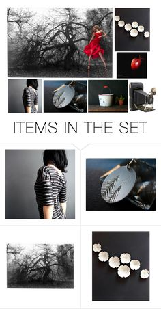 """""""Dancing in the Trees"""" by heartsabustin ❤ liked on Polyvore featuring art, etsyfresh and artsdesirable"""