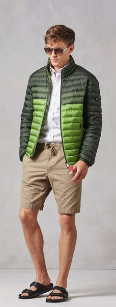 93c535b857 Can t decide between a dark green or a light green jacket  Get the