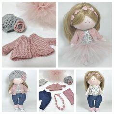 Lalka,którą można czesać i przebierać Crochet Hats, Fashion, Knitting Hats, Moda, Fashion Styles, Fashion Illustrations, Fashion Models
