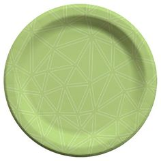 Cheeky Party Pack Snack Plate - Lime (60 Count) : Target