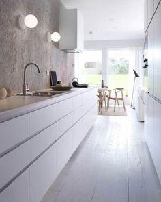 23+ Ideas Kitchen Ikea Voxtorp Cabinets #kitchen