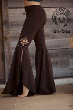 c622ac69a4 Braided Mermaid Pants - Bohemian hippie love ~ Festival Clothing ~ Festival  Pants