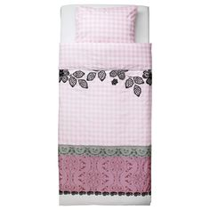 MYSTISK Duvet cover and pillowcase(s) - IKEA Gwen's room?  $14.99 duvet cover (twin)