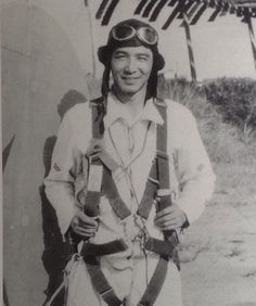 Captain Yukiyoshi Wakamatsu (1911-1944) of the 85th Sentai.Wakamatsu gained most of his 18+ victories flying Ki-44′s. He became something of a specialist against the P-51B/C in China, shooting down at least 9 prior to his death on 18 December 1944.
