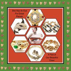 www.vintageimagine.etsy.com #vintagejewelry #vintagejewellry #giftsforher #vintagegifts #fashion #vintagefinds #etsyvintage #PlsFollowthx #plsRePinthx #costumejewelry #vintagebling #fashion #vintagefashion #vintagejewels #signed #signed&unsignedbeauties