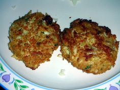 Yummy Crab Cakes!