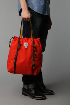 Epperson Mountaineering Climb Tote Bag http://thecarry.com/bags/epperson-mountaineering-climb-tote-bag/