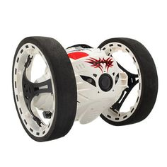 Mingyufeng P88 2.4GHz 4CH Bounce Car RC Car Strong Jumping Sumo Car Connected Toy Mini RC Car With Flexible Wheels RTR