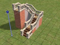 """Mod Stairs Tutorial (Part 1 - """"Spiral"""") sims2"""