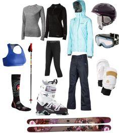 Ski clothes 2012/2013