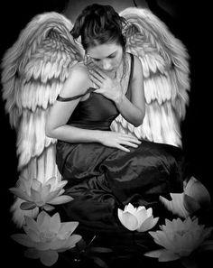AN ANGEL FOR HEALING ...