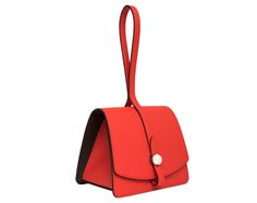 IMAGE: MOYNAT Many things come to mind when looking at Moynat's new bag addition to its collection of beautiful, elegant bags. You could say it looks like a rice dumpling (you know, zongzi), a traditional Chinese staple that's made of glutinous rice stuffed with different fillings and w