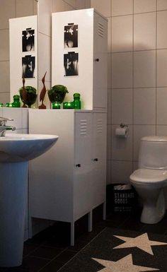 Ikea hack para el baño