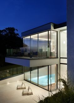 Guildford house by Gregory Phillips Architect 14