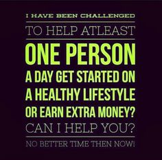 I Would like to help you look and feel better about yourself !!!