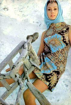 Léonard Fashion, 1968