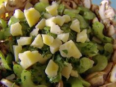Mushroom and Pecorino Salad by Giada DeLaurentiis CookingChannelTV.com
