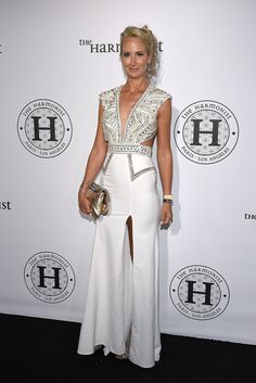 Lady Victoria Hervey in Mac Duggal - All the Breathtaking Looks From the 2016 Cannes Film Festival - Photos