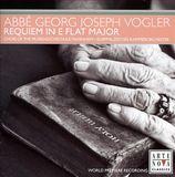Abbé Georg Joseph Vogler: Requiem in E flat Major [CD], 12632602