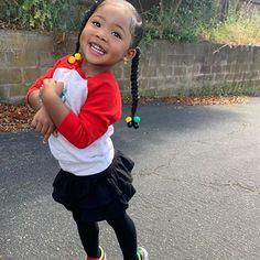Bai (bae)✨ (@bbybailei) • Instagram photos and videos Cute Mixed Babies, Cute Black Babies, Cute Babies, Mix Baby Girl, Cute Baby Girl, Baby Girls, Box Braids Hairstyles, Hairstyles For School, Blasian Babies
