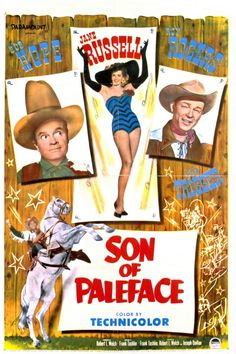 Son Of Paleface (1952) ** directed by Frank Tashlin