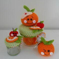 Crochet Cozy, Crochet Gloves, Crochet Crafts, Crochet Doilies, Crochet Projects, Christmas Crochet Patterns, Easy Crochet Patterns, Amigurumi Patterns, Crochet Jar Covers