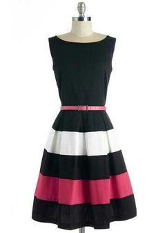 Love this dress fun colors