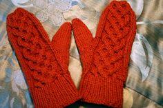 top secret mittens