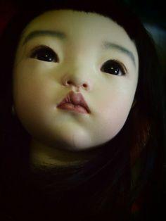 ガーナベイビーズ Ooak Dolls, Barbie Dolls, Bjd, Ichimatsu, Asian Doll, Polymer Clay Miniatures, Little Doll, Ball Jointed Dolls, Cute Dolls
