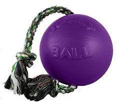 Pet Supplies : Pet Toy Balls : Romp-N-Roll Ball : Amazon.com