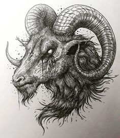 графика Nail Polish nail polish with tea tree oil Satanic Tattoos, Satanic Art, Tattoo Sketches, Tattoo Drawings, Art Sketches, Dark Art Drawings, Animal Drawings, Arte Horror, Horror Art