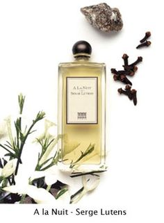 Serge Lutens A La Nuit  It's like getting smacked in the face with a jasmine plant but in the best way possible. I love it