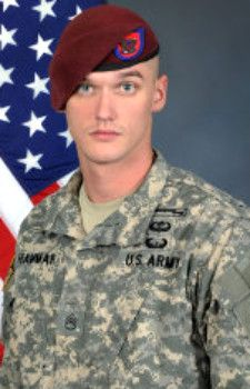 Army SSG. Carl E. Hammar, 24, of Lake Havasu City, Arizona. Died July 14, 2012, serving during Operation Enduring Freedom. Assigned to 1st Battalion, 501st Infantry Regiment, 4th Airborne Brigade Combat Team, 25th Infantry Division, Joint Base Elmendorf-Richardson, Alaska. Died in Khost Province, Afghanistan, of wounds suffered from enemy small arms fire.