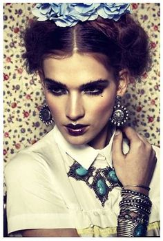 Edgy Spanish-Inspired Jewelry - The Dudine Mexican Vagabond Collection is Badass Bohemian (GALLERY)