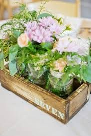 mason jar centerpieces for wedding - Google Search